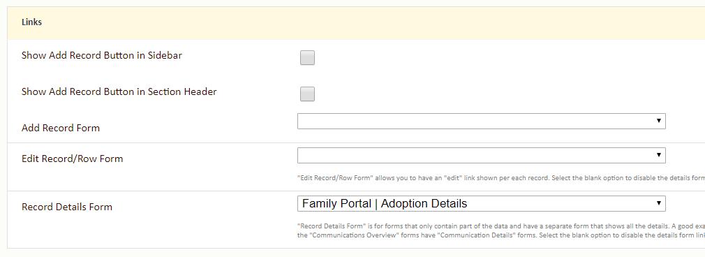 Family Portal – Inreach Solutions